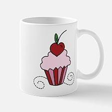 Pretty Cupcake Mug