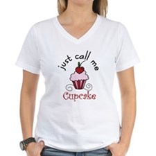 Just Call Me Cupcake Shirt
