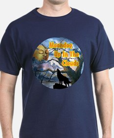 Moondog Up In The Clouds T-Shirt