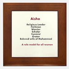 Aisha Framed Tile