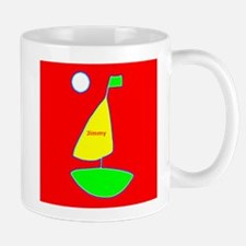 Sailing Sailboat Custom Jimmy Designer Mug