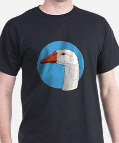 Portrait of a Goose T-Shirt