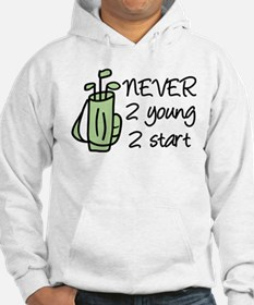 Never 2 Young Hoodie