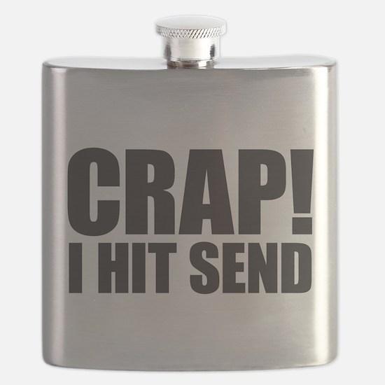 Crap! I Hit Send Flask