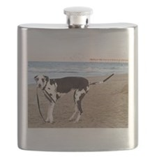 Great Dane 6 Flask