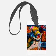 Pit Bull 3 Luggage Tag