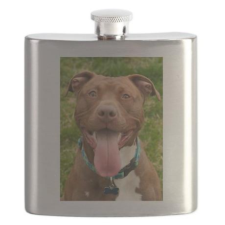 Pit Bull 13 Flask