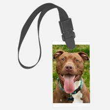 Pit Bull 13 Luggage Tag