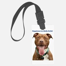 Pit Bull 14 Luggage Tag