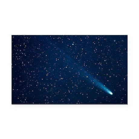Comet Hyakutake on 13.3.96 - Car Magnet