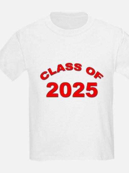 Class of 2025 Kids T-Shirt