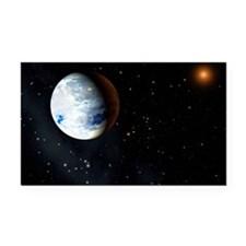 Eta Cassiopeiae planet - Car Magnet