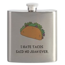 Hate Tacos Juan Flask