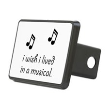 Live In Musical Hitch Cover