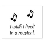 Live In Musical Small Poster