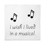 Live In Musical Queen Duvet