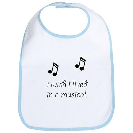 Live In Musical Bib