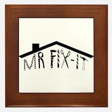 MR FIX-IT Framed Tile