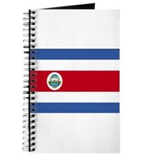 Flag of Costa Rica Journal