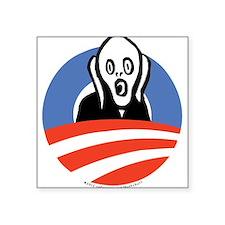 ObamaNOOOOOOO Sticker