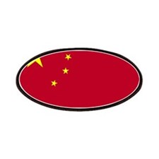 Flag of China Patches