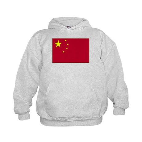 Flag of China Kids Hoodie
