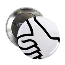 "Thumbs Up 2.25"" Button"