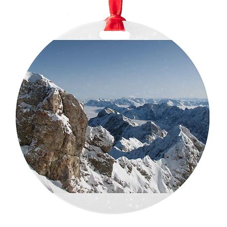 199.JPG Round Ornament
