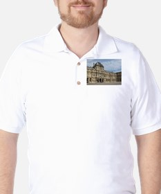 Paris with Vicki 296.jpg Golf Shirt