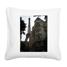 Paris with Vicki 034.jpg Square Canvas Pillow