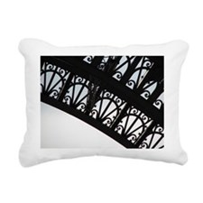 Paris with Vicki 037.jpg Rectangular Canvas Pillow