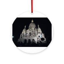 sacre coeur Ornament (Round)