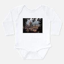 Florence Long Sleeve Infant Bodysuit