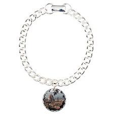 Florence Charm Bracelet, One Charm