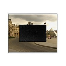 Cloudy Louvre Picture Frame