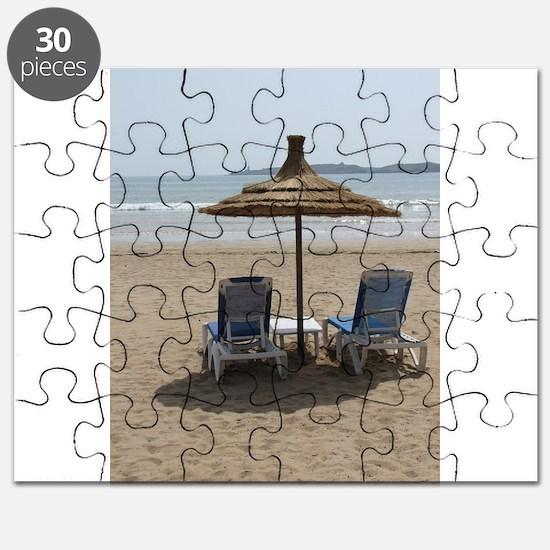 Moroccan Beach Puzzle
