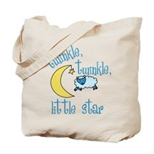 Twinkle Little Star Tote Bag
