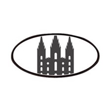 Salt Lake Temple Patches