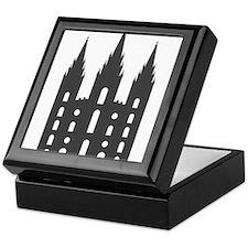 Salt Lake Temple Keepsake Box