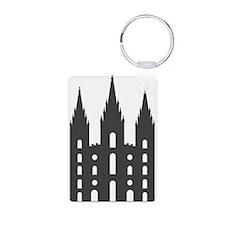 Salt Lake Temple Keychains