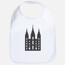 Salt Lake Temple Bib