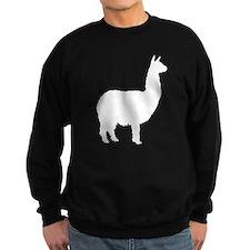 alpaca 22 white.png Jumper Sweater