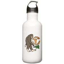 Going sqautching Water Bottle