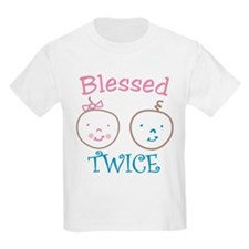 Blessed Twice T-Shirt