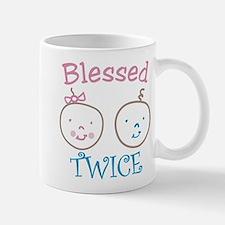 Blessed Twice Mug