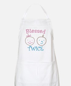Blessed Twice Apron