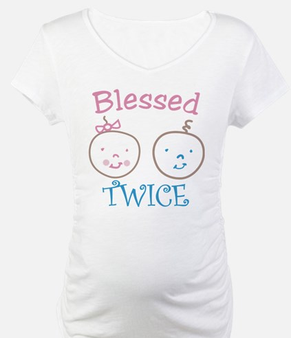 Blessed Twice Shirt
