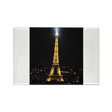 Paris with Vicki 013.jpg Rectangle Magnet