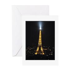 Paris with Vicki 013.jpg Greeting Card