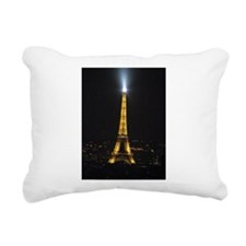 Paris with Vicki 013.jpg Rectangular Canvas Pillow